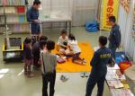 江古田地区まつり2015消防コーナー