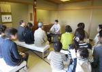 江古田地区まつり2015お茶会