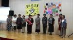 着物リフォーム絹の会のファッションショー