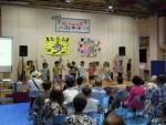 江原保育園の子どもたちのソーラン節